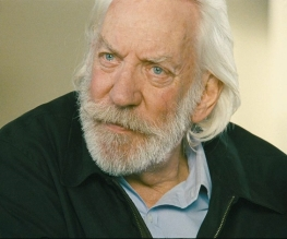 Donald Sutherland onboard for Hunger Games