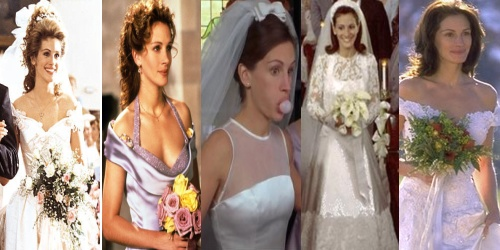 10 best things about Movie Weddings