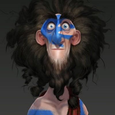 Character pics for Brave now online