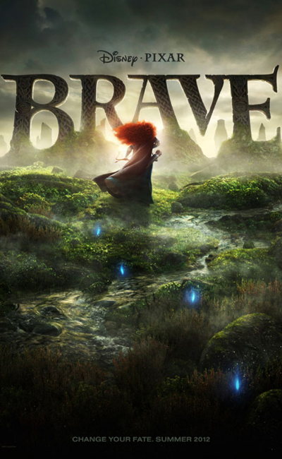 First poster for Brave now online