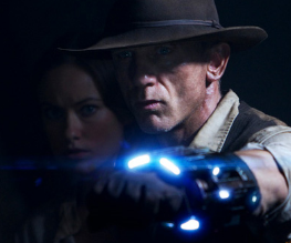 New Cowboys and Aliens trailer hits