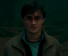 New Harry Potter Clip, eeek!
