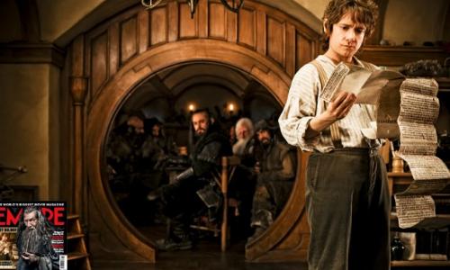 More Hobbit pics online