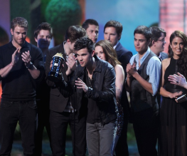 Twilight takes everything at MTV Movie Awards