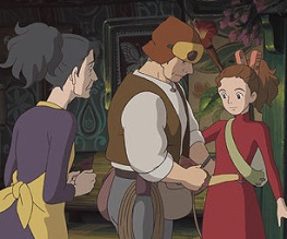Arrietty UK trailer released