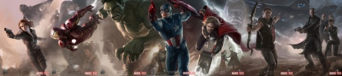 The Avengers gets first poster
