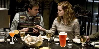Friday Drinking Game #16 – Harry Potter