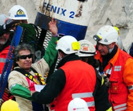 Chilean mining disaster to hit big screen