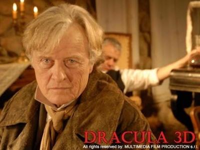 Dracula 3D photos released