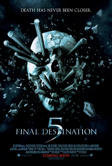 New Poster for Final Destination 5