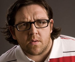 Nick Frost rounds off Snow White and the Huntsman's dwarves