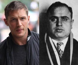 Tom Hardy to play Capone in Cicero