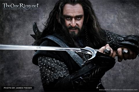 Photo of The Hobbit's Thorin Oakenshield released