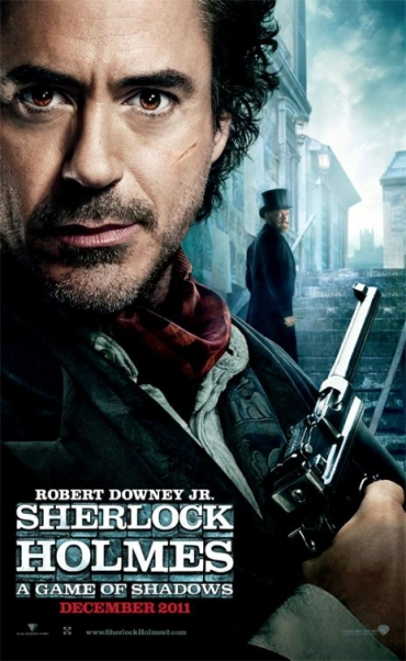 New Pictures for Sherlock Holmes: A Game of Shadows