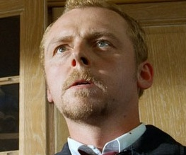 Simon Pegg is one big scaredy cat in A Fantastic Fear Of Everything