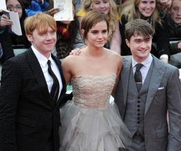 Harry Potter premiere is unexpectedly sunny!