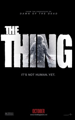 The Thing poster released