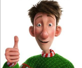 Trailer for Aardman's Arthur Christmas now online