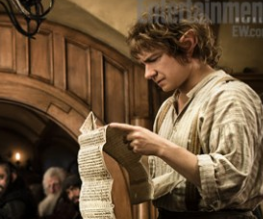 3rd Hobbit production video online!
