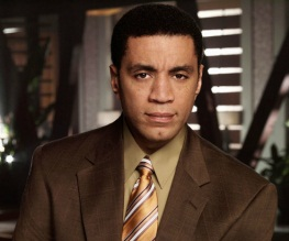Harry Lennix to join the 'Man of Steel'