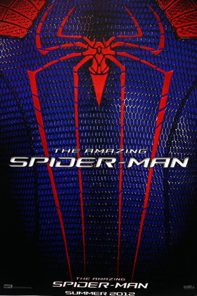 First poster for The Amazing Spider-Man swings online