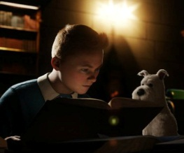 The Adventures of Tintin photo gives us the creeps