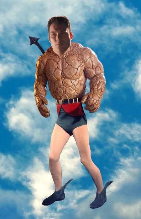 Monday Mash-Up – Superherorgy #2!