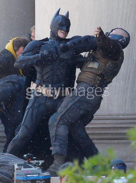 Massive Dark Knight Rises spoilers emerge from Pittsburgh