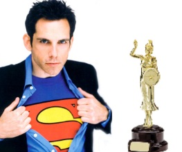 Ben Stiller Receives BAFTA For Excellence In Comedy