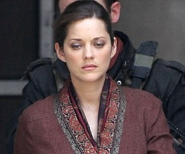 Will Marion Cotillard play Talia al Ghul after all?