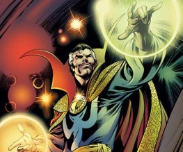 Marvel gets cosmic with Doctor Strange