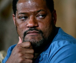 Laurence Fishburne to play Perry White in Man of Steel