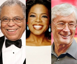 Oscars all round for James Earl Jones, Dick Smith and Oprah