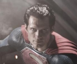First image of Henry Cavill as Superman!