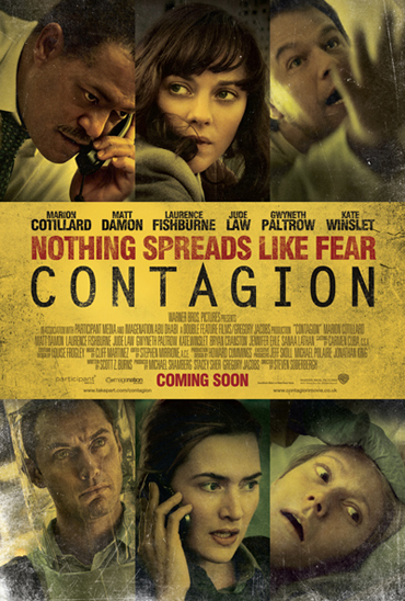 New Contagion poster released