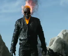 First trailer for Ghost Rider: Spirit Of Vengeance