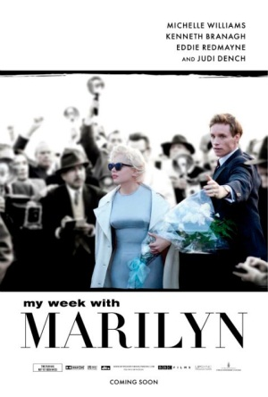 New Poster For My Week With Marilyn