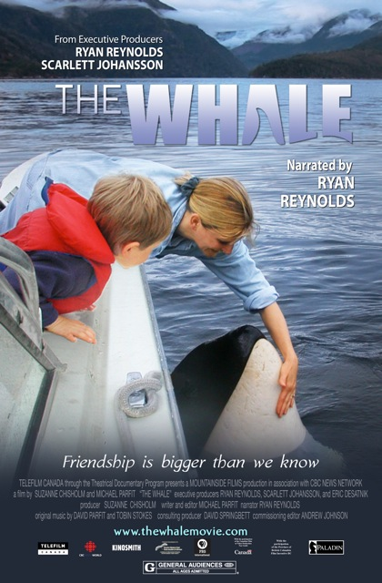 Trailer and Poster for Ryan Reynolds' 'The Whale' released