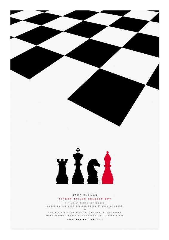 Paul Smith's Tinker, Tailor, Soldier, Spy prints released