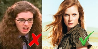 The Top 10 Roles Which Didn't Require Anne Hathaway