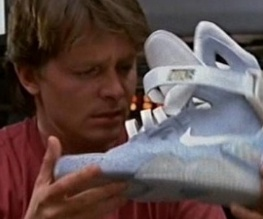 Nike to Release Shoes from Back to the Future Pt. II