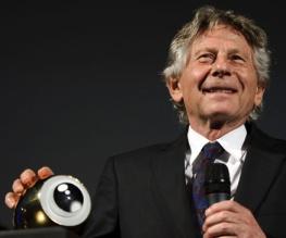 Polanski braves Switzerland to accept award