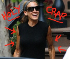 Friday Drinking Game #21 – Sarah Jessica Parker
