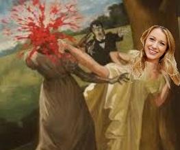 Blake Lively for Elizabeth Bennet?