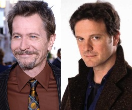 Gary Oldman to direct Colin Firth in un-named remake