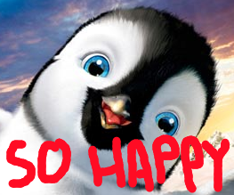 New posters for Happy Feet 2