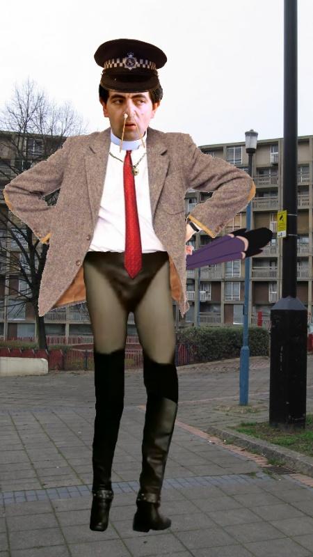 Monday Mash-Up – Rowan Atkinson Special!