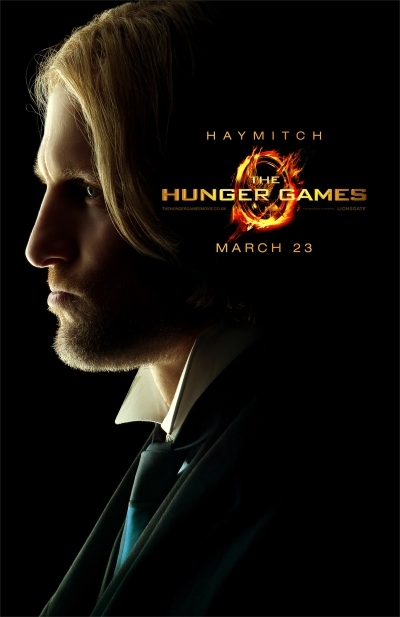 The Hunger Games releases poorly lit faces