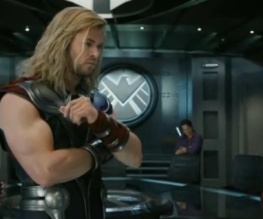 First trailer arrives for The Avengers