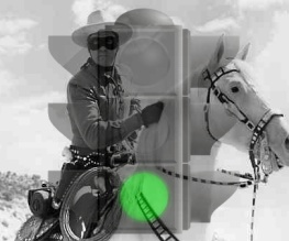 The Lone Ranger is back in the saddle